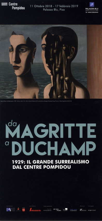 magritte duchamp palazzoblu